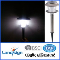 2016 Cixi landsign High Quality Led Solar Light Super Bright Solar Led home solar system solar light