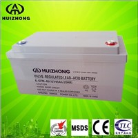 AGM Gel battery VRLA sla deep cycle accumulator high qualilty low price