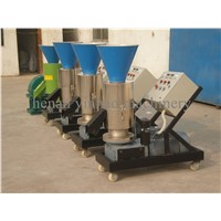 Flat Die Animal Feed Pellet Machine Wood Pellet Mill