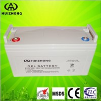 deep cycle battery maintenance free long life high quality12v 120ah