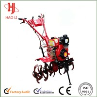 Rotary Tillage Machine Manual Start 9hp power cultivator tiller price