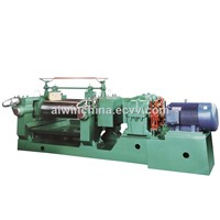 NEW XK-560 Double Transmission Bearing  Mixing Mill