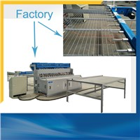 Automatic Galvanized Welded Wire Mesh Machine for Fence Panel