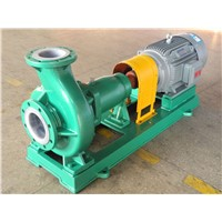 fluorine plastic alloy chemical centrifugal pump