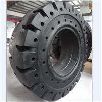 high ranking rubber wheel for heavy duty 17.5-25