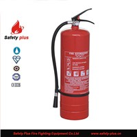 Portable 6kg ABC Dry Powder Fire Extinguisher