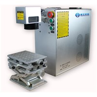 Industry Plastic most Practical Fiber Laser Marking Machines