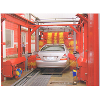 Efficient tunnel car cleaning machine with high quality
