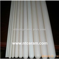 High temperature thermocouple protection ceramic tube