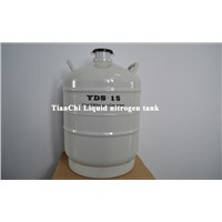 TIANCHI 15 L liquid nitrogen freezing equipment