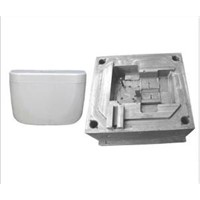 Plastic Injection Moulding for Toilet Seat Mold