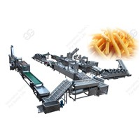 Potato Chips Processing Plant