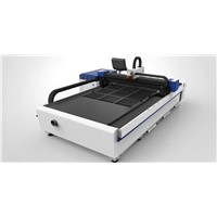 Raycus IPG 500W 1kw cnc fiber laser cutting machine price for carbon steel stainless metal sheet