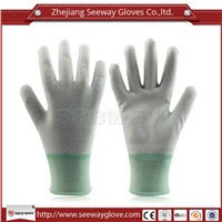 SeeWay 809 Light Weight pu coated nylon working gloves