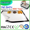 Circle Shape Custom Designed Pattern Printing Multiple Function Silicone Non-Stick Baking Mat