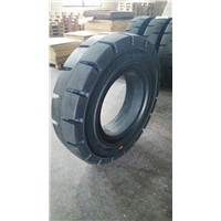 12.00-24/8.50 forklift solid tyre for pneumatic rim (various size)