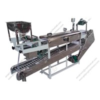 High Efficiency Rice Noodle Making Machine