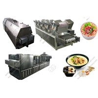 Hot sale Non Fried Instant Noodles Processing Line