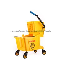 Mop wringer with Single bucket UP-061