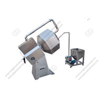 Octagonal Chips Seasoning Machine