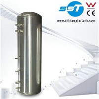 SST split solar water heating system for home