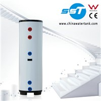 SST stainless teel hot water storage tank for solar syste or heat pump