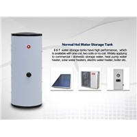 SST home use heat pump and solar water heater