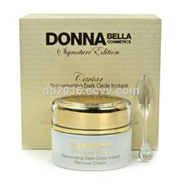 Rejuvenating Dark Circle Instant Removal Cream Donna Bella Caviar Signature Edition