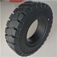 high quality forklift solid tires with prompt delivery warranty promise 11.00-20/7.50