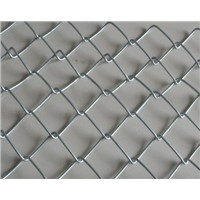 Chain Link Wire Mesh Fencing  PVC Coated Chain Link fences