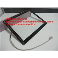(8-32'')22 inch for ,industrial,public inquiry,coffee,bar,SAW touch screen panel
