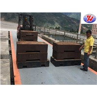 22m 20t-200t electronic truck scale/weighbridge