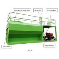 Hydroseeder / hydroseeding machine for sale