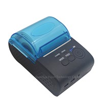 Serial+USB+Bluetooth Ports Restaurant Order Printer Handheld Thermal Receipt Printer