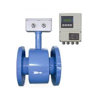 separate electromagnetic flow meter