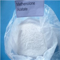 Sex Drugs Primobolan Steroid 99% CAS 434-05-9 Methenolone Acetate For Bulking Cycle