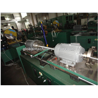 Stainless steel corrugated flexible hose making machine for gas hose