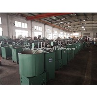 Single locked flexible metal conduit making machine for cable conduit