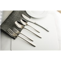 18/10 MOQ 500sets high quality stainless steel cutlery