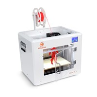 MINGDA Glitar 4C Desktop 3D Printer with PLA/ ABS Filament