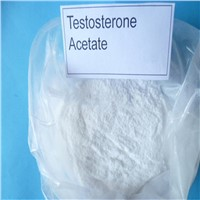 Pure Testosterone Acetate 99% Test Ace. CAS 1045-69-8 Injectable Muscle Gain Anabolic Steroid Powder