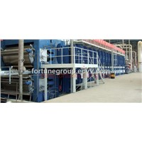 continuous belt press wood-based panel line (CBPS/DBPS/CPS)