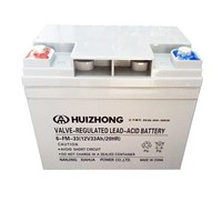 12V 33ah Free Maintainance Gel Battery SLA VRLA Gel Deep Cycle Solar PV UPS Rechargeable Battery