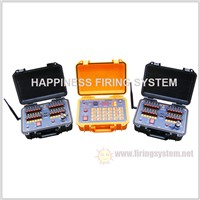 500M remote control fireworks firing system, 48 cues Sequential pyrotechnic fire system