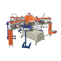 SPG Automatic Multi-functional silk screen printing press
