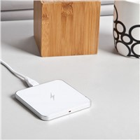T400-R Aluminium Alloy Wireless Charging Pad