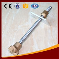 LUHUI R51 Foundation Support Hollow Grouting Anchor Bolt
