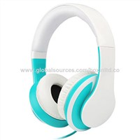 rubber finishing headphone with various colors fashionable headset