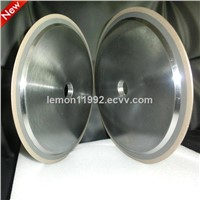 14A1 metal bond diamond grinding wheel for glass