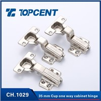 Furniture Hardware One/Two way 60g Cabinet Concealed Door Hinge